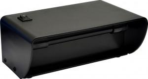 Детектор для денег, 4W G5 230V шнур 1.5m , черный 180*120*76, MC3A
