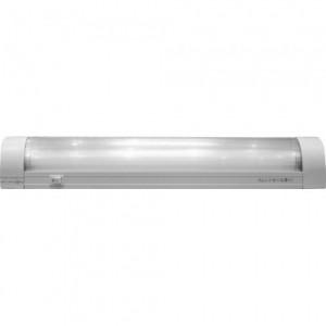 САВ27/3018TL, светильник люминесцентный,  36W T8 угловой, белый