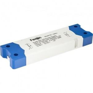 LB051, Электронный трансформатор для светодиодной ленты 15W 12V (драйвер), LB051