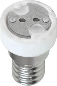LH76, патрон-переходник для ламп 220V E14-G5.3