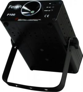 F100, проектор для лазерного шоу, 20W зеленый 230V