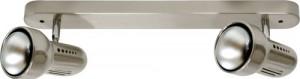 Светильник настенный, 2xR50 Е14 титан, RAD50-2