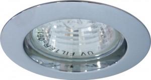 DL307, светильник потолочный, MR16 50W G5.3 хром