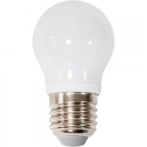 LB-81, 6400К Е27 6LED(3W) 230V G45 стекло, лампа светодиодная
