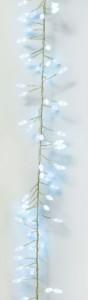 Гирлянда Feron линейная уличная ,белый свет(6500K), CL60,длина 1,2 метра
