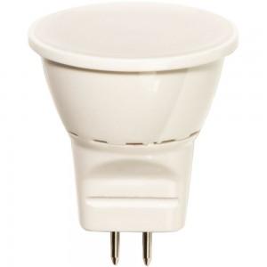 LB-271, лампа светодиодная, 6400K 6LED (3W) 230V G5.3  MR11