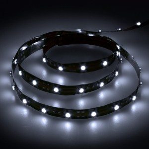 LS603, светодиодная лента, цвет свечения: белый, 1m, 4.8W/m