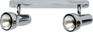 Светильник настенный, 2xR63 Е27 хром, RAD63-2
