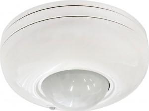 SEN5/LX20B, датчик движения накладной, 1200W 6m 120°(гориз.) 360°(верт.) белый