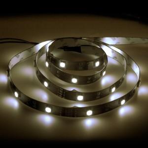 LS606, светодиодная лента, цвет свечения: теплый белый, 5m, 14.4W/m