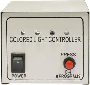 Контроллер 100м 4W для дюралайта LED-F4W со светодиодами (шнур 0,7м), LD120