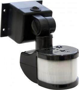 SEN10/LX48A, датчик движения накладной, 1200W 11m 220° черный