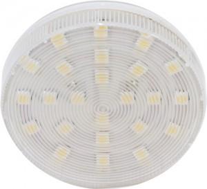 LB-153, лампа светодиодная для натяжных потолков, 24LED(5W) 230V GX53 4000K