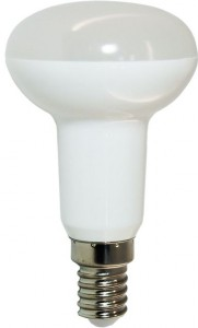 Лампа светодиодная R50 E14 16LED 7W 220V 6400K LB-450, FERON