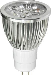 Купить светодиодные (LED) лампы MR11, MR16 12-220V GU5.3