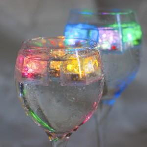 FL101, лёд светодиодный, комплект 6 штук, RGB