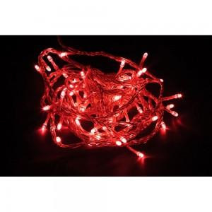 CL02, гирлянда линейная, цвет свечения - красный