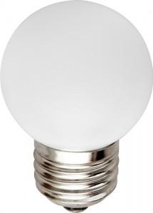 LB-37, лампа светодиодная, 5LED(1W) 230V E27 7000K