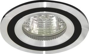 DL237, светильник потолочный, MR16 G5.3 алюминий