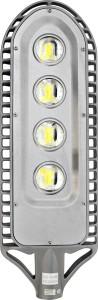 SP2551, светильник уличный светодиодный, 4LED/10W  AC90-265V серебро (IP65)