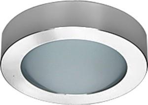 DL204, светильник потолочный, MR16 G5.3 с матовым стеклом, хром