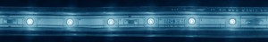 LS707/LED-RL, светодиодная лента, 30SMD(5050) 7.2W/m 220V IP68, длина 50m, 14mm*8mm, синий
