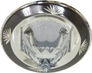 DL1012, светильник потолочный,  черное серебро