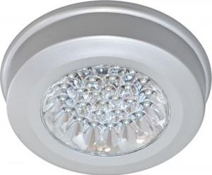 AL182, светильник накладной со светодиодами аудиодатчиком и датчиком освещенности, 28LED 2W 230V