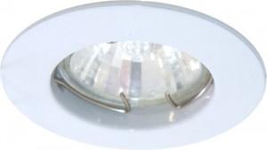 DL13, светильник потолочный, MR16 50W G5.3 белый
