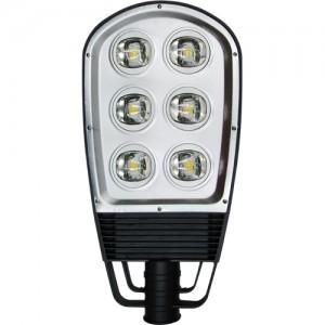SP2556, светильник светодиодный светодиодный, 6LED*25W - 6400K 90-265V 50/60Hz цвет серебро (IP65)