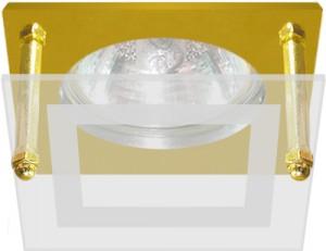 BS3159-P2-9, светильник потолочный, MR16 G5.3 золото