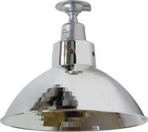 """HL38, прожектор """"купол"""" 14"""" 60W 230V E27 (продажа только с патроном)"""
