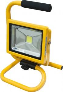 LL-261, прожектор светодиодный переносной, 1LED*20W-белый 230V