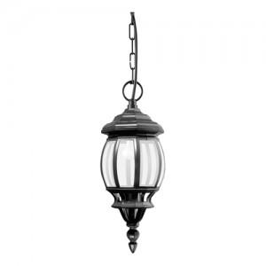 8105, светильник садово-парковый, 100W 230V Е27 черный
