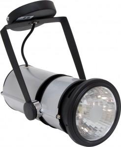AL124, прожектор металлогалогенный с лампой и пускателем, 70W 230V G12  серебристый
