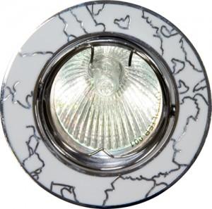 DL2001, светильник потолочный, MR16 G5.3 белый