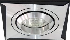 CD2350, светильник потолочный, MR16 G5.3 алюминиевый