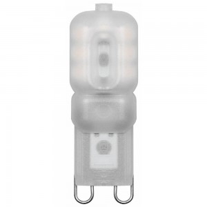 LB-430, светодиодная лампа, 14LED(5W) 230V G9 4000K