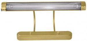 TL2201, светильник-подсветка  настенный, 16W 230V T4 с лампой, золото