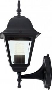 4101, светильник садово-парковый, 60W 230V Е27 черный