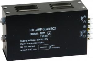 GB70 70W MHB/G12/R7s 230V электронный ПРА пластик (подходит для SP022)