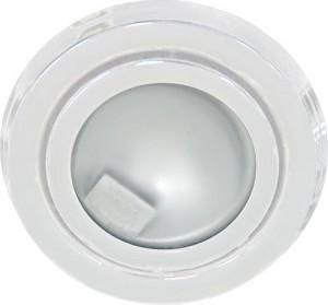 DL3A, светильник мебельный, JC G4.0 белый, с лампой