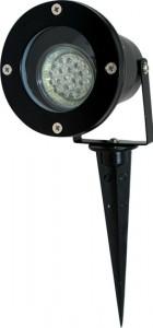 3735, светильник направленного света, 18LED 230V JCDR G5.3