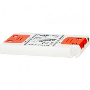 LB050, электронный трансформатор для светодиодной ленты 6W 12V (драйвер)