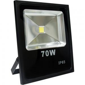 LL-840, светодиодный прожектор, 1COB LED 70W 5600LM 6400K AC220V/50Hz, 335*290*70mm  IP65, черный
