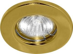 DL7/DL3101, светильник потолочный, MR11 35W G4.0 золото