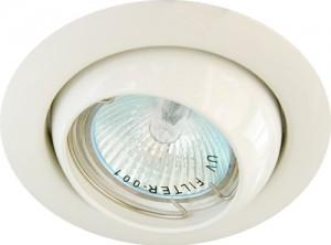 DL9/DL3106, светильник потолочный, MR11 35W G4.0 белый