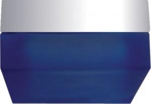 XM 2707, светильник потолочный, JC G5.3 голубой хром