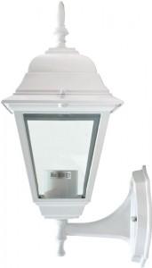 4101, светильник садово-парковый, 60W 230V E27 белый