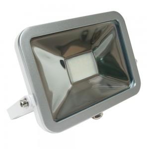 LL-836 I-SPOT, светодиодный прожектор, 10*3030 SMD LED 10W 800LM 5700K 230V/50Hz 152*116*25mm, белый